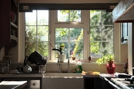 キッチン,窓,開放感